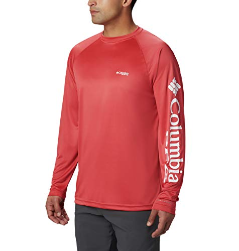 Columbia Men's PFG Terminal Tackle Long Sleeve Tee from Columbia