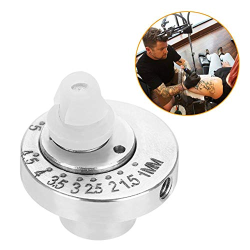 Tattoo Eccentric Wheel, Stainless Steel Bearing Cam Direct Drive Can Adjust The Length Of The Needle Stroke for Tattoo - Cami Tattoo