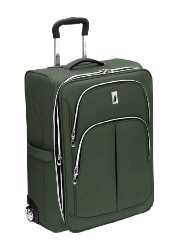 London Fog Coventry Collection Pewter 25 Inch Expandable Upright Suiter, Pewter, One Size, Bags Central