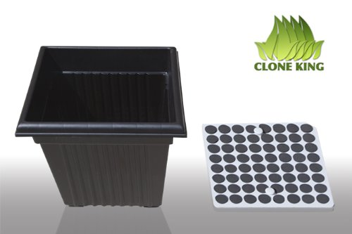 41jv5 0nFgL - Clone King 64 Site Aeroponic Cloning Machine Cloner Expect 100% Success Rates!!!