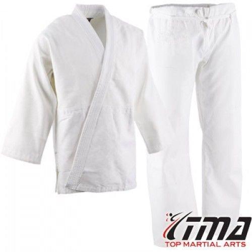 Drawstring Heavyweight Uniform - TMA 16 oz Extra Heavyweight Drawstring Uniform Karate Gi (0)