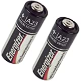 GP L1028 Replacement Battery A23 Battery - 2 Pack