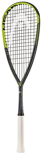 HEAD Graphene Touch Speed 135 Slimbody Squash Racquet - Pre-Strung Head Light Balance Racket