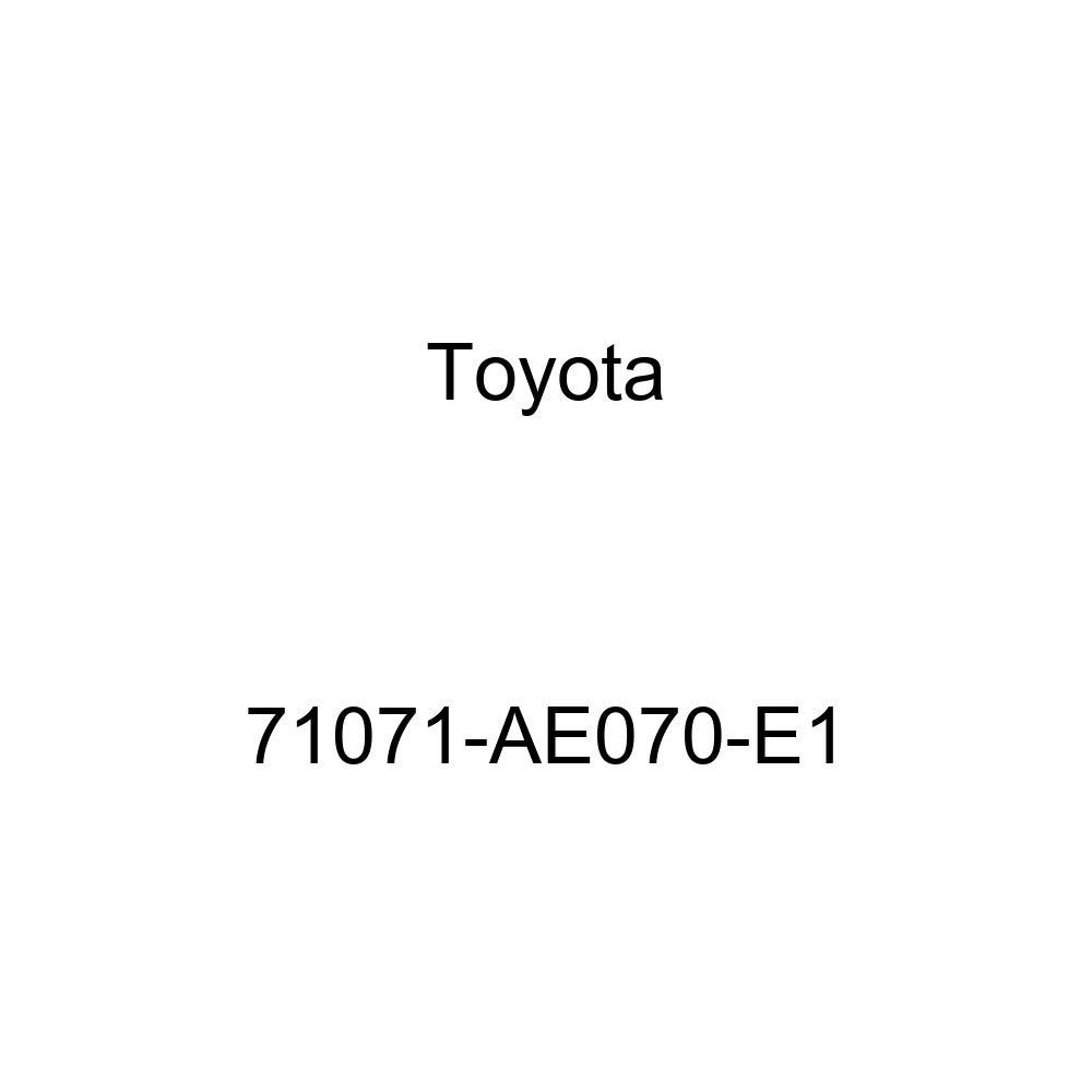 TOYOTA Genuine 71071-AE070-E1 Seat Cushion Cover