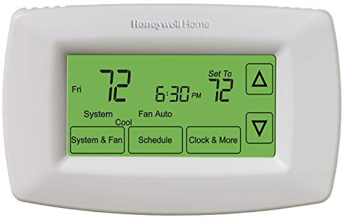 Honeywell Home RTH7600D 7-Day