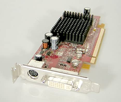 ATI Radeon X600 0H9142 0J91333 109-A26030-01 128MB bajo ...