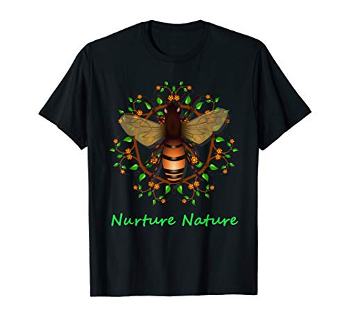 Save honey bees protect environment, ecology themed design.