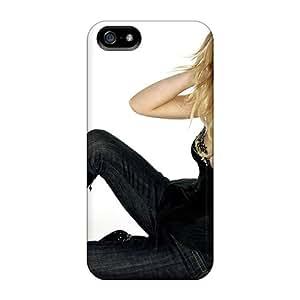 New Style Scotansen Hilary Duff 20 Premium Tpu Cover Case For Iphone 5/5s