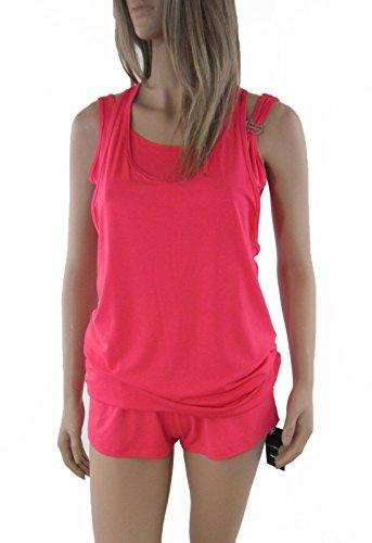 Emporio Swimwear Indiano nbsp;4p363 Art Rosso 262393 Armani Short Camiseta r5vwqrfH