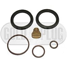 Primer Fuel Filter Seal Rebuild Kit and Bleeder Screw for 2001-2010 GM Duramax Fuel Filter Housing