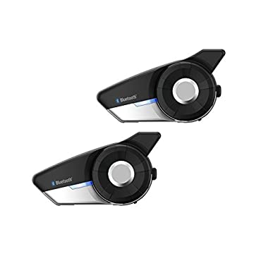 Sena 20s EVO Bluetooth Headset, Dual Pack