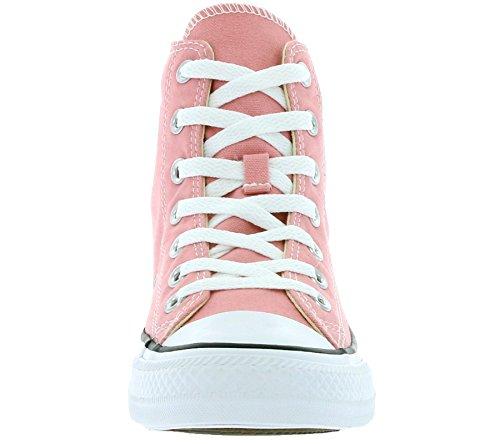 Converse Chuck Star unisex Zapatillas Taylor All Pink de tela 66qOzUrxw