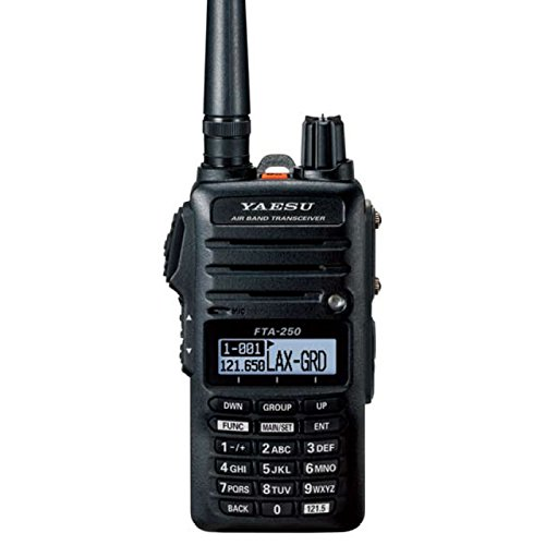 Used, Yaesu FTA-250L Handheld VHF Airband Transceiver (Comm for sale  Delivered anywhere in USA