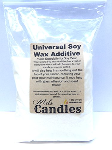 Universal Soy Wax Additive - 5oz Re-Seal-able Bag of Candle Additive