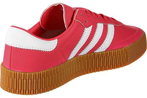 Red Sambarose Shock W ftwr White Adidas Calzado I8Txq