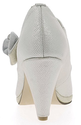 Zapatos Champán Beige De Conti Para Andrea Vestir Mujer OxS7FqWw5