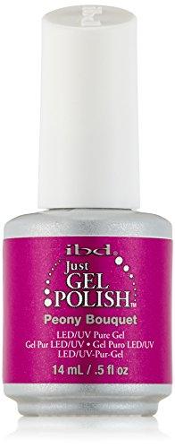 IBD Just Gel Nail Polish, Peony Bouquet, 0.5 Fluid Ounce