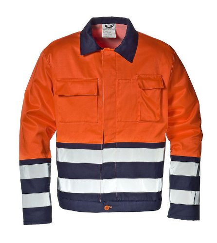 34923 Orange Velvet Blau Safety Jacke Sir Blouson 8SwpqWWBx
