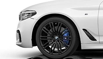Original BMW 5 G30 G31 Invierno Completo juego de ruedas M Doble peiche 664 Negro