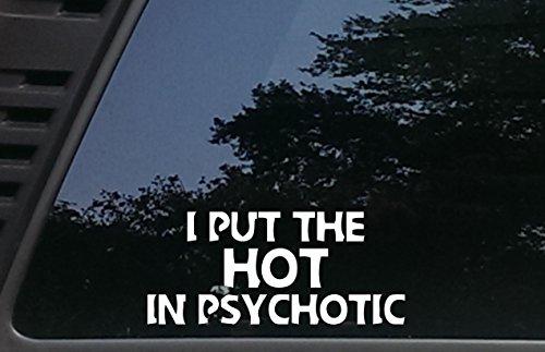 High Viz Inc I Put The HOT in Psychotic - 8