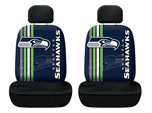 Fremont Die Seahawks NFL Seattle Seahawks Seat Rally Seat Cover,One Fremont Size,Silver [並行輸入品] B07H95F7XP, イーグル舶来堂:9f0c186d --- harrow-unison.org.uk