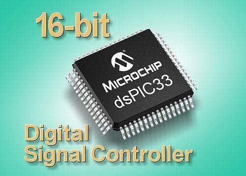 dsPIC33FJ128GP710A-I//PF Digital Signal Processors /& Controllers DSP DSC 16Bit 40MIPS 128KB Flash Pack of 10