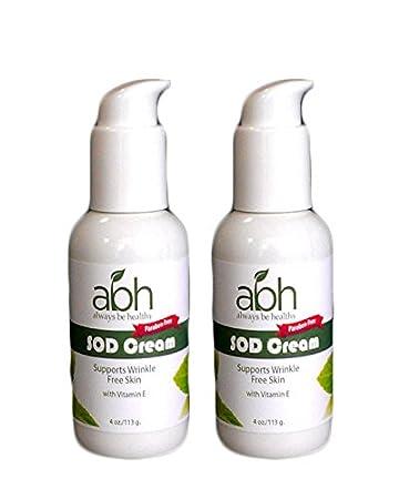 Amazon.com: Sod Crema, superoxide dismutase (25.000 Piu por ...
