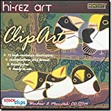 Hi-Rez Art: Clipart