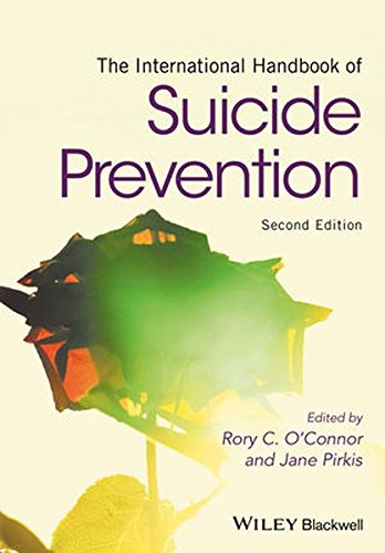 The International Handbook of Suicide Prevention by Wiley-Blackwell