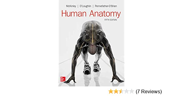 Human Anatomy 5 Michael Mckinley Amazon