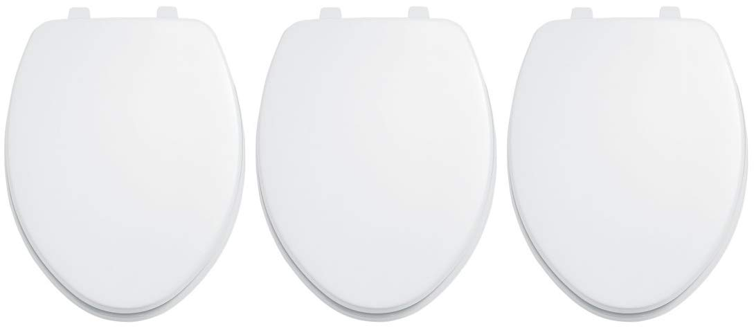 Fabulous American Standard 5311 012 020 Laurel Elongated Toilet Seat With Cover White Gmtry Best Dining Table And Chair Ideas Images Gmtryco