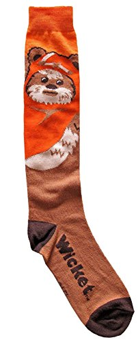 Hyp Star Wars Wicket Ewok Junior/Women's Socks Shoe Size -