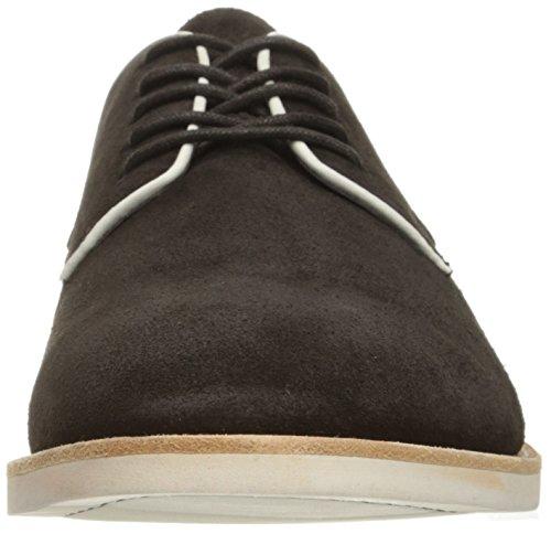 Calvin Klein Mens Auggussie Oxford Shoe Dark Brown/Latte LINrrrGJX
