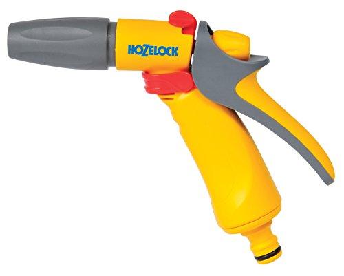 Hozelock Jet Spray Gun With Soft Touch Rear ()