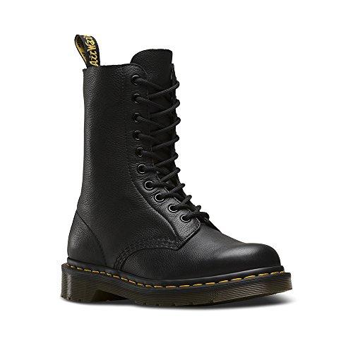 Dr Martens Women#039s 1490 10 Eye Boot Black 7 M US