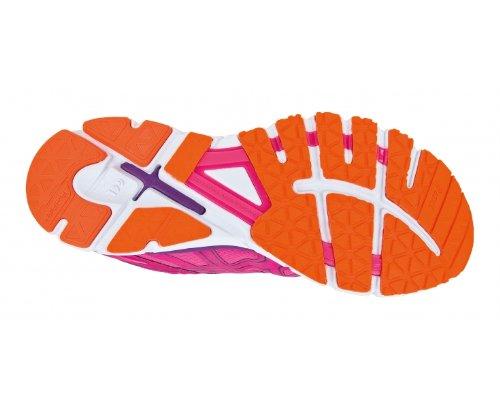 Asics Performance Gel-excel33 2 - Zapatillas Mujer Fucsia / Morado / Naranja