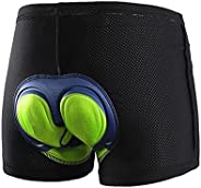 Breathable Cycling Shorts Cycling Underwear 5D Gel Pad Shockproof Bicycle Underpant MTB Man Shorts