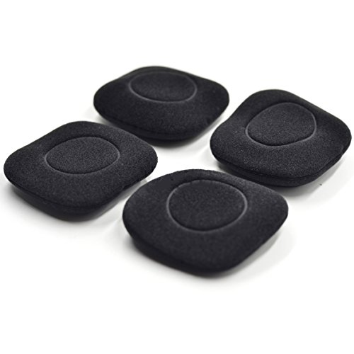 Ear Pads Foam Cushion Headset Cover Sponge for Logitech H150 H250 H130 2 Pairs