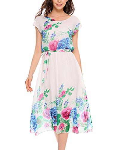 Buy below the knee dresses - 1