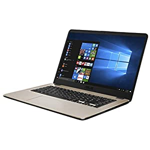 ASUS VivoBook 15 ( AMD Quad Core R5-2500 /4 GB /1TB / 15.6″ FHD/ Windows 10 )  X505ZA- EJ563T ( Icicle Gold /1.6 kg)