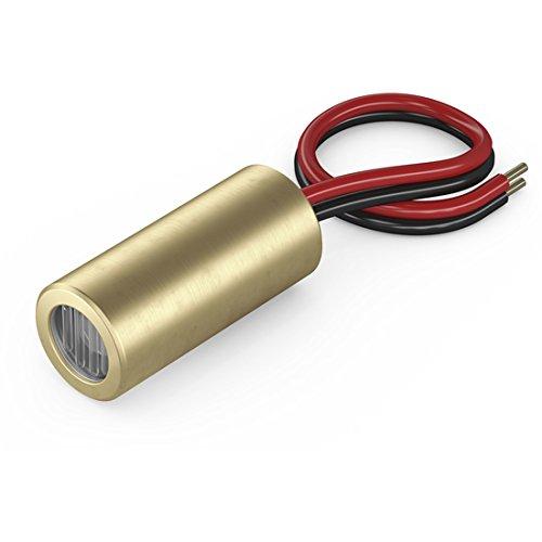Linienlaser Strichlaser rot 650nm 5mW 90° 3-12VDC - 70104011