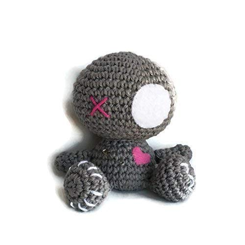 Cute & Creepy Crocheted Creatures   500x500