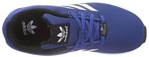adidas OriginalsZX Flux - Zapatillas Niños-Niñas Azul - Blau (Eqt Blue S16/Ftwr White/Core Black)