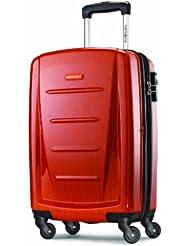 美亚:Samsonite新秀丽 新款Winfield 2 Fashion HS 20寸拉杆箱,原价$280.00,现使用折扣码后仅售$82.35 ,免运费