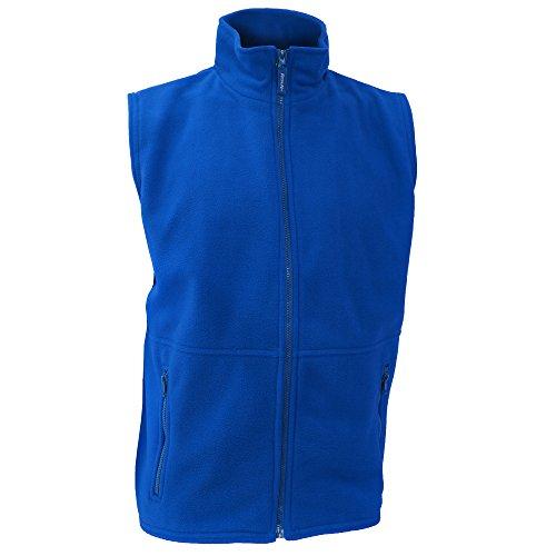 Bleu Core Royal Gilet Homme Anti Result Polaire boulochage PAqYq1w