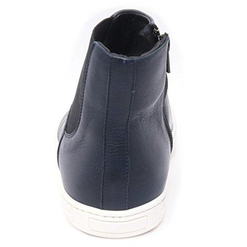 scarpa B2886 woman donna ALESSANDRINI DANIELE shoe blu Blu sneaker qIAOISwg