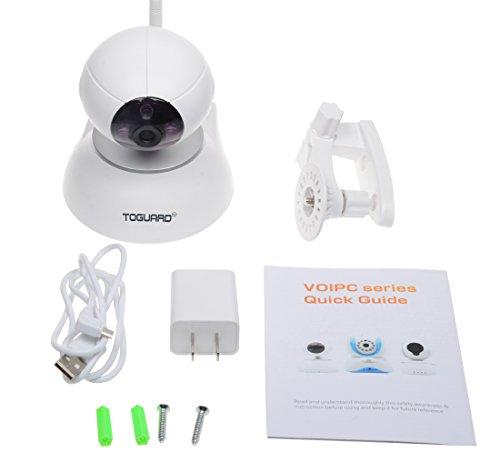 Toguard Wireless Ip Camera Wifi Baby Monitor Home Security
