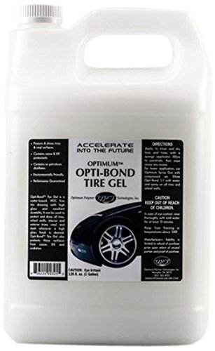 Optimum (OB2008G4) Opti-Bond Tire Gel - 1 Gallon, (Case of 4)