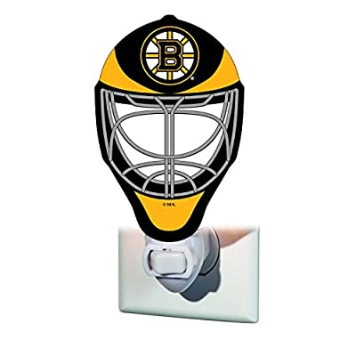 Team Sports America NHL Glass Night Light