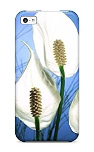 Awesome IZnmxvf4574ZCZqV AnnaSanders Defender Tpu Hard Case Cover For Iphone 5c- Flower Earth Nature Flower